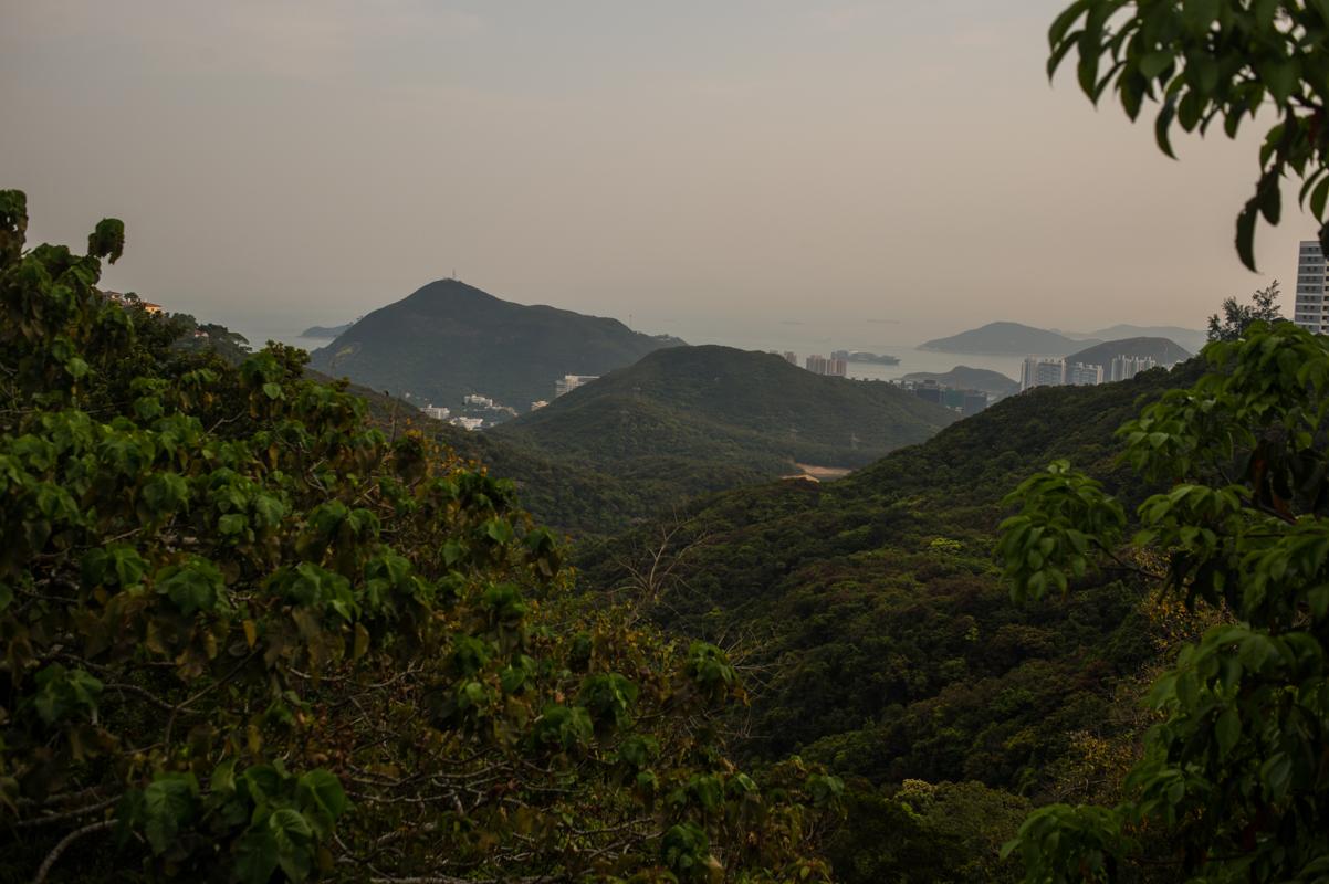 Hong Kong's Victoria Peak