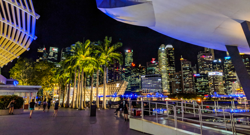 Singapore: The Perfect City-State