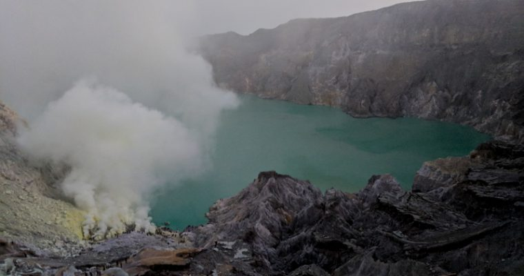 An Adventure in Ijen