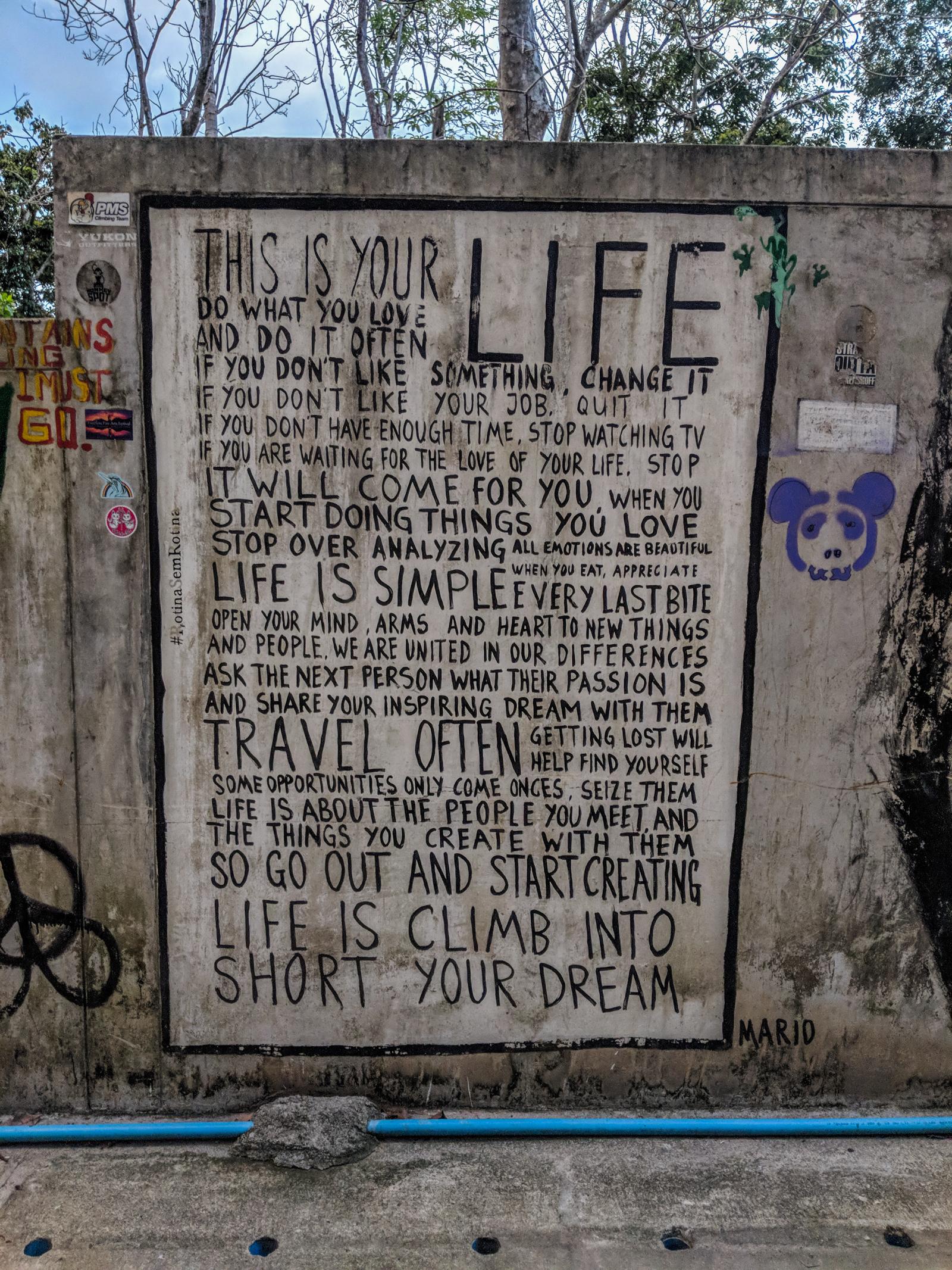 Surviving Post-Travel Depression