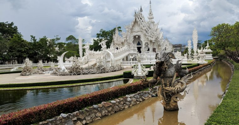 Art, Spirituality, and Medicine in Chiang Rai
