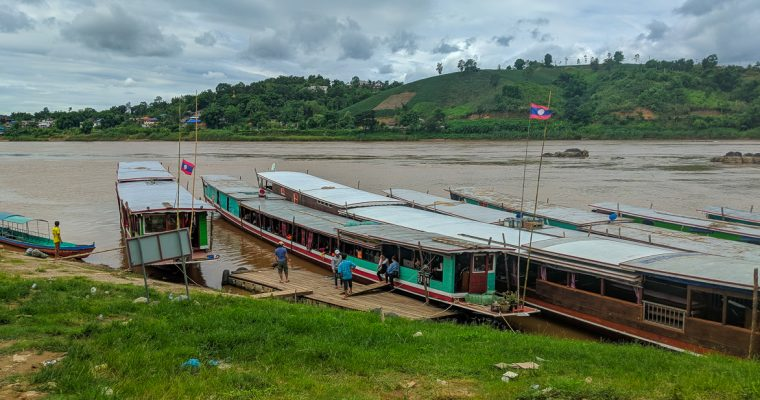 The Slow Boat to Luang Prabang