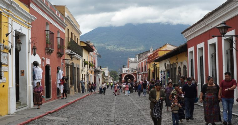 Exploring Antigua, Taking a Guatemalan Cooking Class, and Hiking Mt. Pacaya