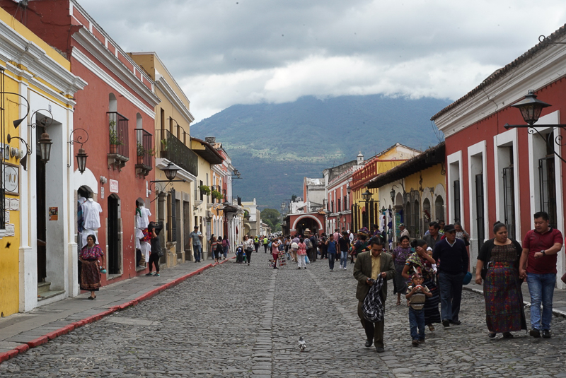 Exploring Antigua, Taking a Guatemalan Cooking Class, and Hiking Mt. Pacaya