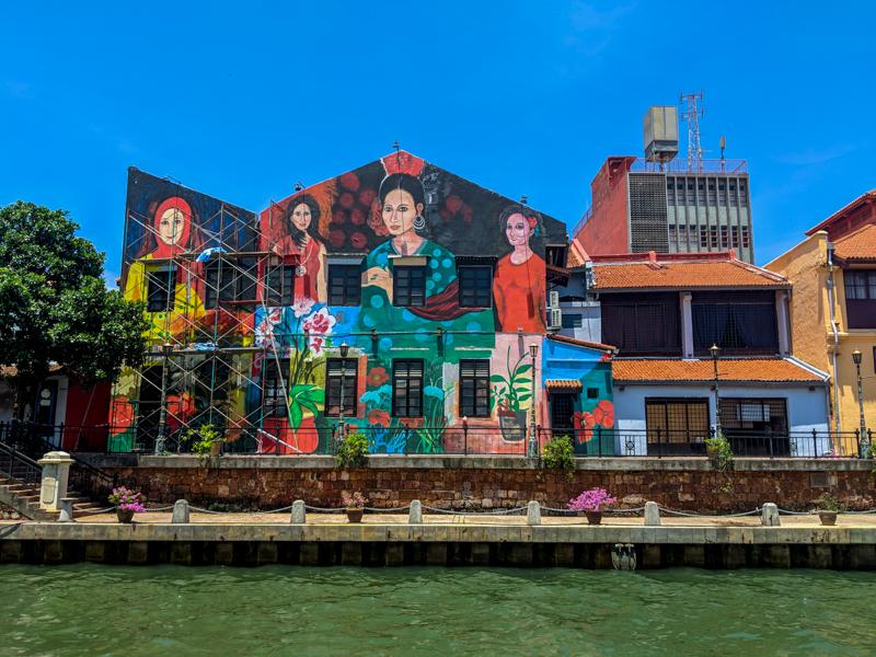 Melaka, Malaysia: A UNESCO World Heritage City