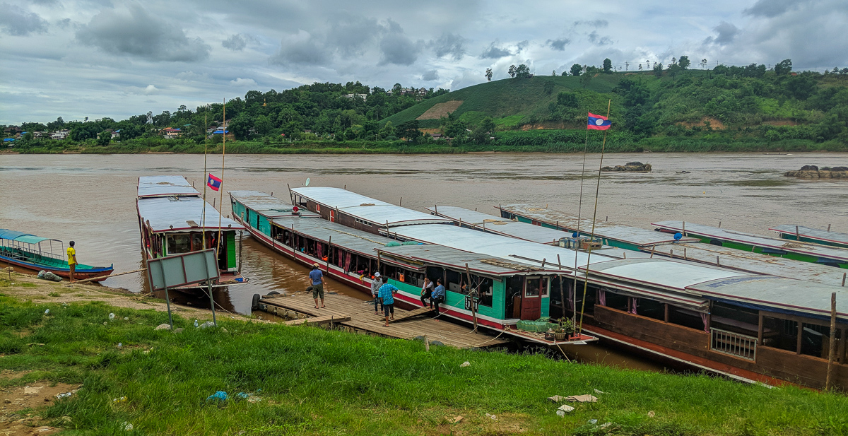 The Slow Boat to Luang Prabang