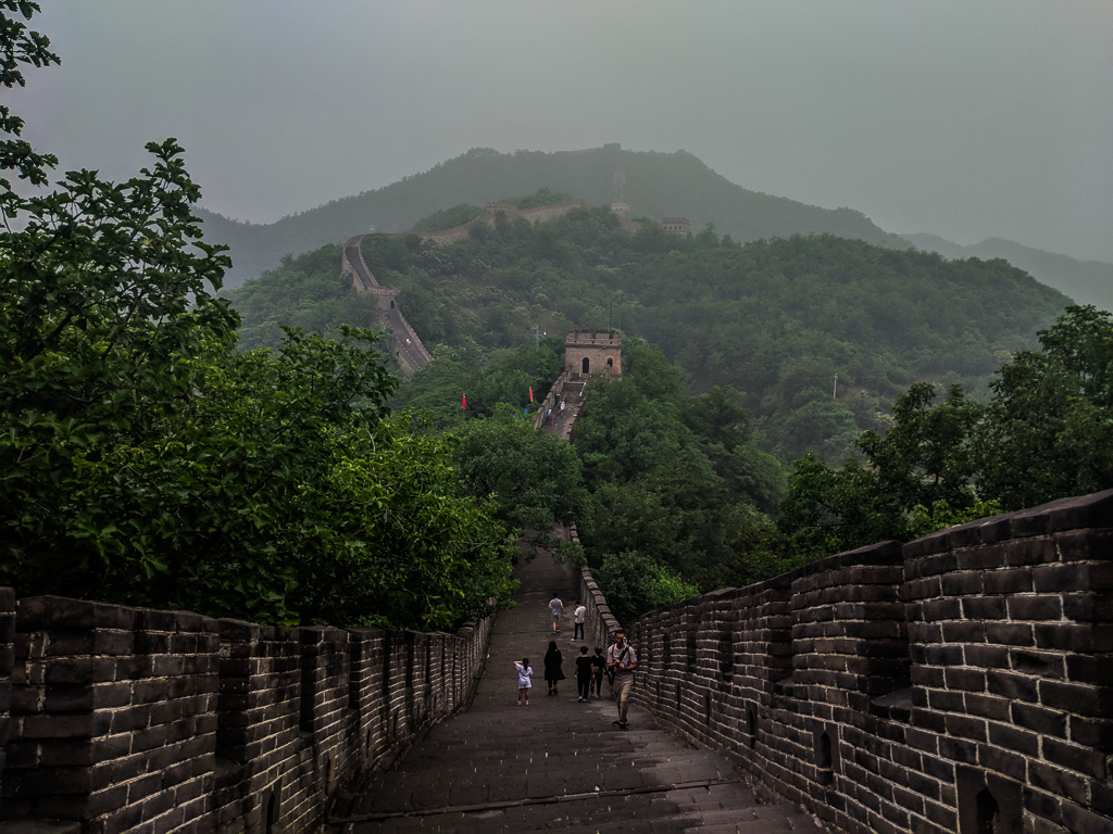 24 Hours in Beijing—Visiting the Great Wall